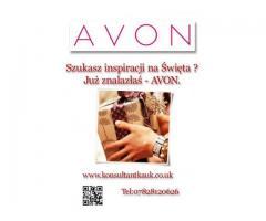 Avon -zostan konsultantką juz dziś!!!!