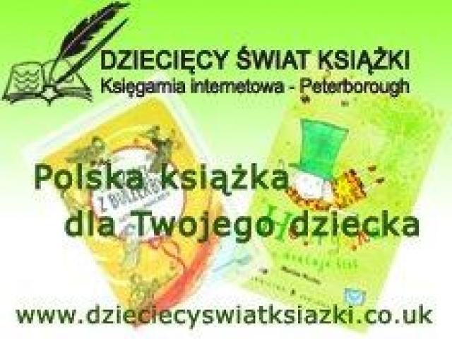 Księgarnia Dzięcięcy Świat Książki - 1/1