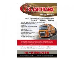 Transport samochodów Anglia-Polska-Anglia - Grafika 1/4
