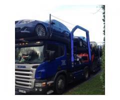 Transport samochodów Anglia-Polska-Anglia - Grafika 4/4