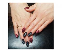 Manicure hybrydowy, paznokcie żelowe - Grafika 1/4