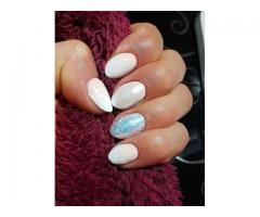 Manicure hybrydowy, paznokcie żelowe