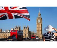 Zaczynaj żyć i studjować w Wielkie Brytanie