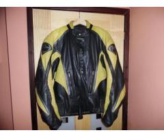 motocyklowe skorzane kurtki sprzedam