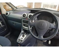 Peugeot 1007 - Grafika 2/3
