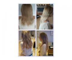 Przedłużanie i zagęszczanie włosów metodą tissage - Grafika 1/2