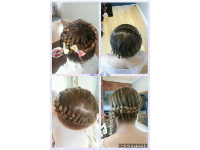 Przedłużanie i zagęszczanie włosów metodą tissage - 2/2
