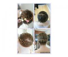 Przedłużanie i zagęszczanie włosów metodą tissage - Grafika 2/2