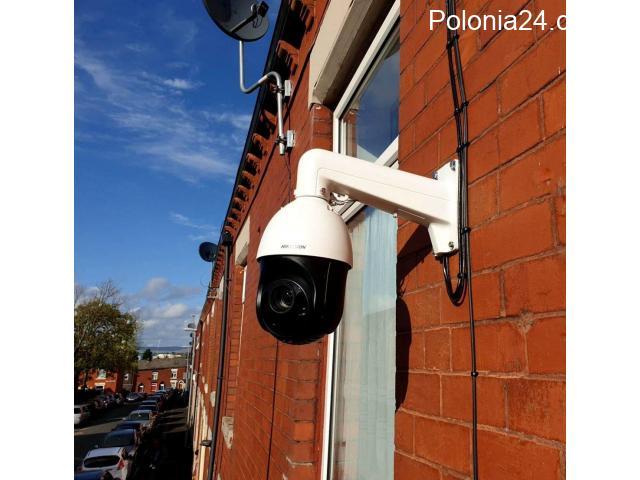 Montaż kamer CCTV, alarmów, instalacja anten sateltarnych - 5/10