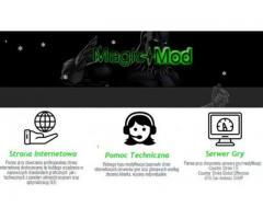 Strona Internetowa-Projektowanie Stron WWW od 499 PLN - MagicMod.PL