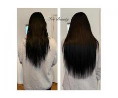 Przedłużanie oraz zagęszczanie włosów