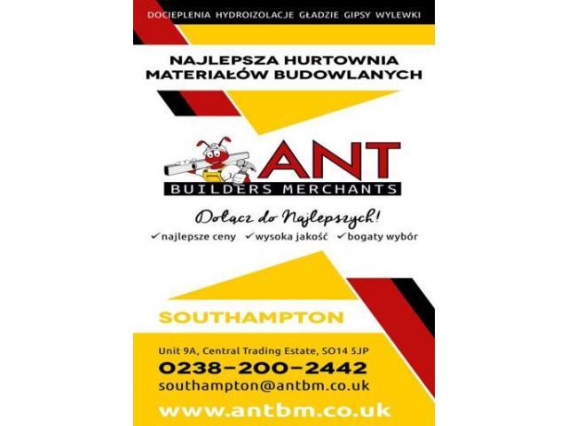 Ant Builders Merchant - Polska Hurtownia Budowlana - 1/4