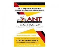 Ant Builders Merchant - Polska Hurtownia Budowlana - Grafika 1/4