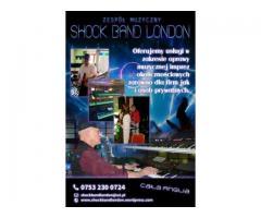 Zespół muzyczny Shock Band London