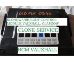 CLONE SERVICE BCM VAUXHALL.GLASGOW