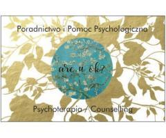 Pomoc Psychologiczna on-line