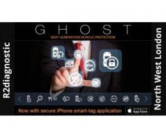 Ghost 2 immobiliser do samochodów osobowych i vanów przeciw kradzieżowe