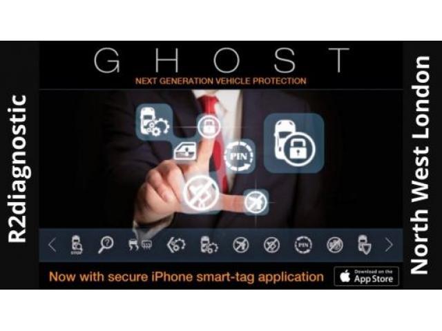 Ghost 2 immobiliser do samochodów osobowych i vanów przeciw kradzieżowe - 4/4