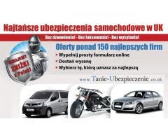 Ubezpieczenia aut, Van, motocykli, Public Liability