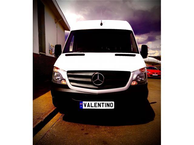 VALENTINO SERVICES - TRANSPORT / PRZEPROWADZKI - 1/2