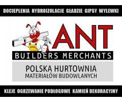 Najlepsza hurtownia materiałów budowlanych ANT BM