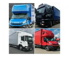 -30% PROMOCJA Przeprowadzki Transport Anglia Polska Belgia Holandia