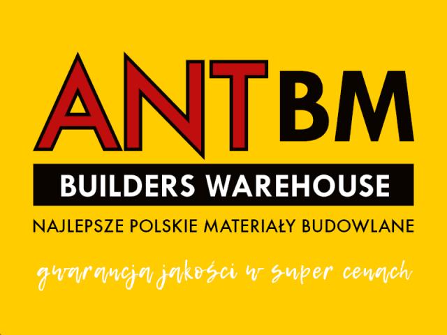 Najlepsza hurtownia materiałów budowlanych ANT BM - 1/1