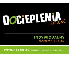 DOCIEPLENIA.CO.UK - nowoczesne systemy