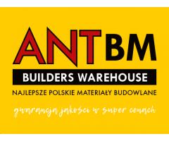 Hurtownia materiałów budowlanych ANT BM!