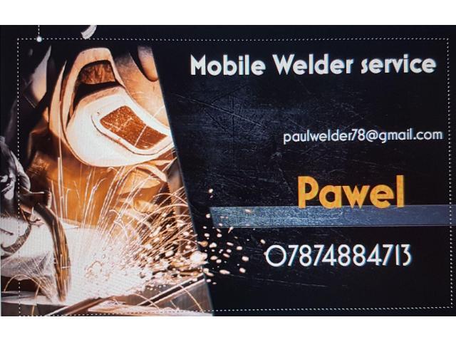 Usługi spawalnicze - Mobilny spawacz South West Londyn - 1/1