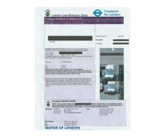 Anulowanie mandatów TfL LEZ, Rejestracja pojazdów w LEZ, ULEZ , Euro Parking Collection kkkkkkk - Grafika 1/3