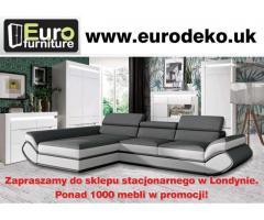 PROMOCJE! - Sklep stacjonarny i internetowy - Polskie meble UK