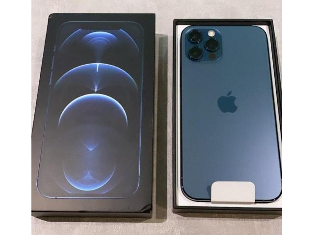 Apple iPhone 12 Pro 128GB =600 EUR, iPhone 12 64GB = 480 EUR, iPhone 12 Pro Max 128GB = 650 EUR, Ap - 1/6
