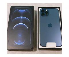 Apple iPhone 12 Pro 128GB =600 EUR, iPhone 12 64GB = 480 EUR, iPhone 12 Pro Max 128GB = 650 EUR, Ap - Grafika 1/6