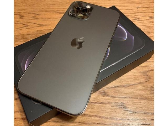 Apple iPhone 12 Pro 128GB =600 EUR, iPhone 12 64GB = 480 EUR, iPhone 12 Pro Max 128GB = 650 EUR, Ap - 3/6