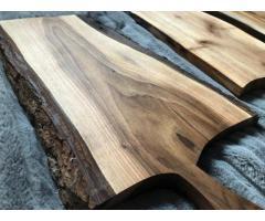 Drewniane solidne deski do krojenia oraz podstawki - Grafika 9/10