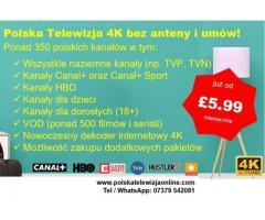 Polska Telewizja bez anteny w UK - Grafika 1/2