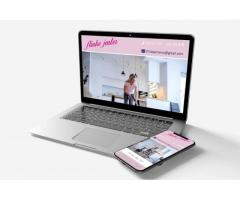 Strona internetowa + pełen branding