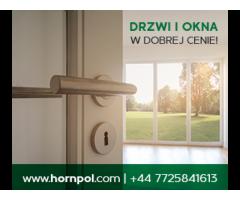 Okna i drzwi z Polski po brexicie