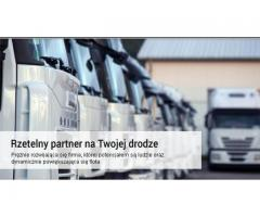 Transport drogowy towarów Polska Anglia w obu kierunkach oraz spedycja