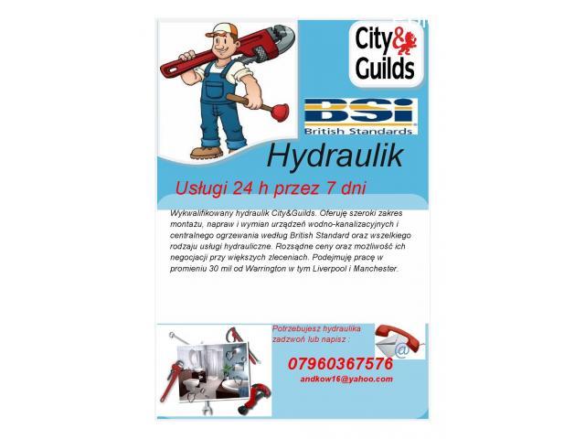 Hydraulik Liverpool - 1/1
