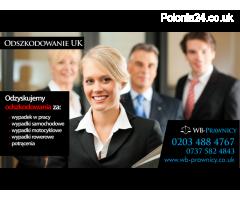 WB-Prawnicy, Odszkodowania UK