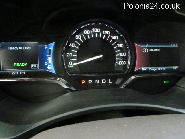 LHD '21 reg Lincoln MKZ Reserve Hybrid - 6/10