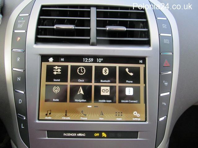 LHD '21 reg Lincoln MKZ Reserve Hybrid - 8/10