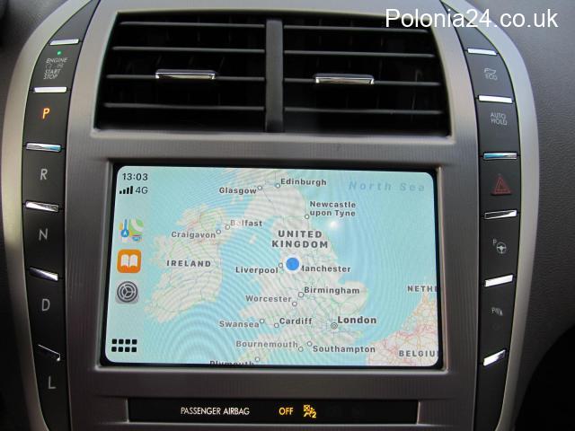 LHD '21 reg Lincoln MKZ Reserve Hybrid - 10/10