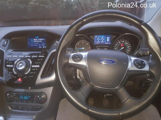 Ford Focus - 3/4