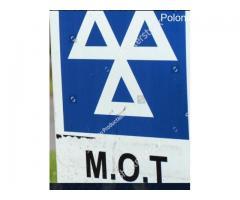 Mot- przeglad samochodowy pomoge Londyn