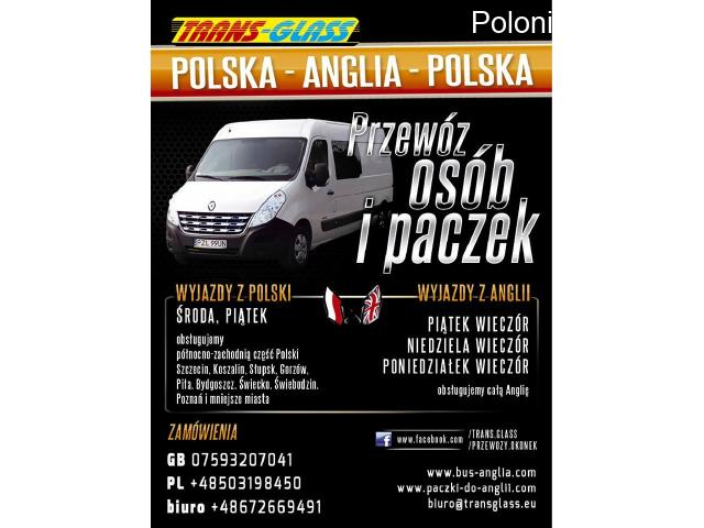 Laweta do Polski/Transport auta na Lawecie/Busy do Polski - 4/8