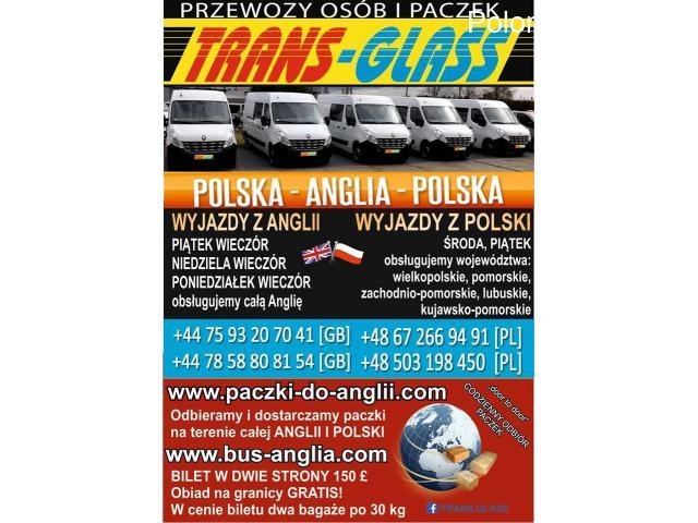 Laweta do Polski/Transport auta na Lawecie/Busy do Polski - 5/8