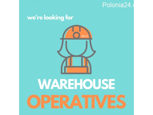 Warehouse job £9.10-£11.63/h, call us now! - 1/1